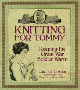 Knitting for Tommy cover