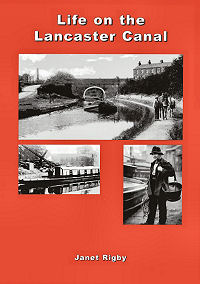 Cover of Life on the Lancaster Canal